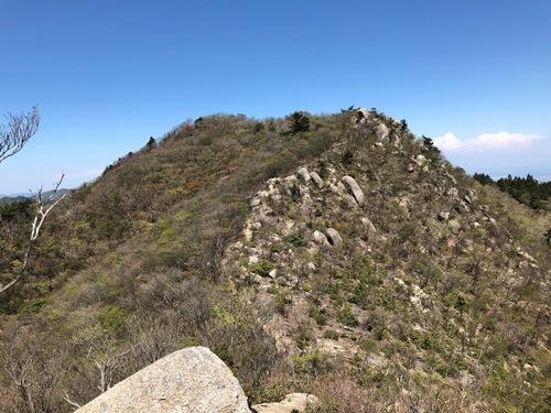 7P1から仙ヶ岳東峰を見る.jpeg