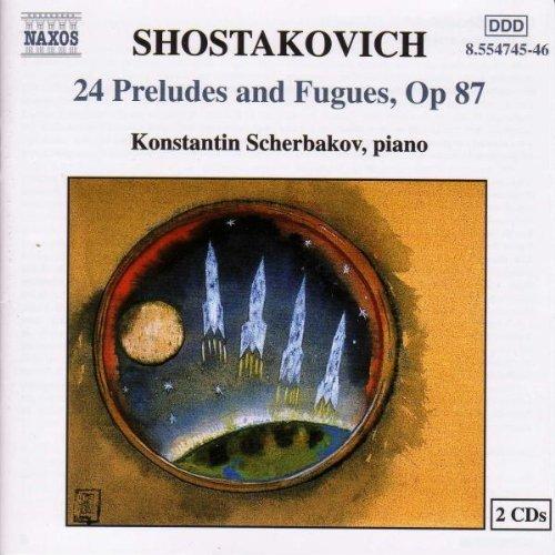 シチェルバコフの「ショスタコーヴィチ24の前奏曲とフーガ」.jpg