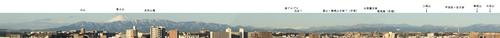 奥多摩から大山までの山岳展望.jpg