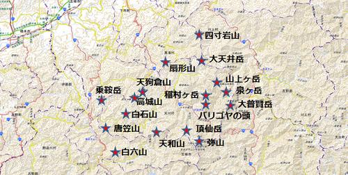 平城宮跡から望める主な大峰方面の山々.jpg