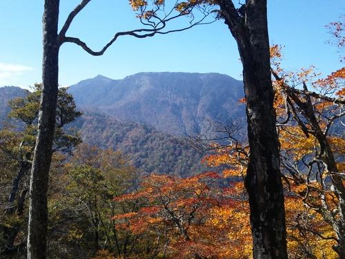 秋の大峰山.JPG