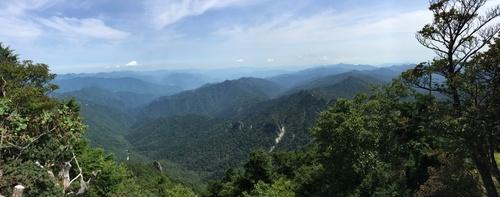 釈迦ヶ岳から南側の展望.jpg